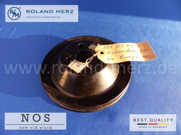 Riemenscheibe, Mercedes 181 205 04 10, für Wasserpumpe