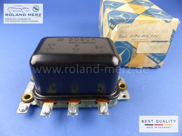 Bosch Regler 0 190 117 004 (UE 28 V 19 A) für Unimog S 404 und LKW L 328