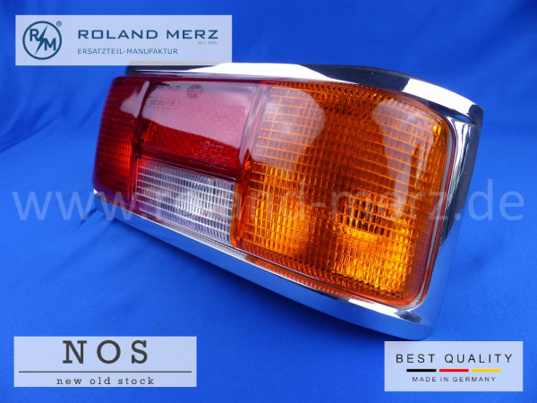 115 820 02 64 Schlussleuchte rechts komplett Hella Original-Neuteil NOS für Mercedes 200/8 bis 250/08 ab 1/68 und 250 /8 C, CE ab 1/69