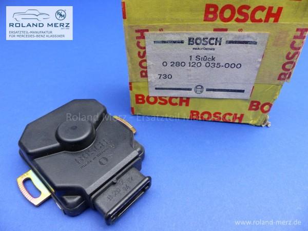 Bosch 0 280 120 035 Sensor, Drosselklappensteuerung für BMW und Mercedes