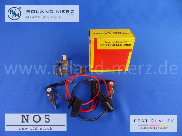 Zündkontaktsatz Bosch 1 237 013 301 für Renault Alpine, Peugeot & Volvo
