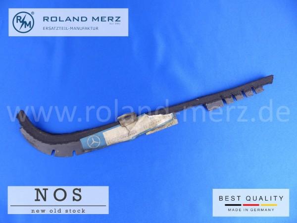 Windfangbürste rechts 10 120 725 02 12 für Mercedes Ponton 180 - 220SE