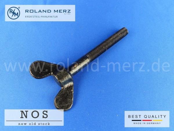 Flügelschraube für Ersatzrad Halterung, Mercedes 110 990 00 38 , für180 – 220 SE, 190c - 230S, 230SL